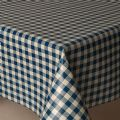 Blue Gingham Check 20m Roll
